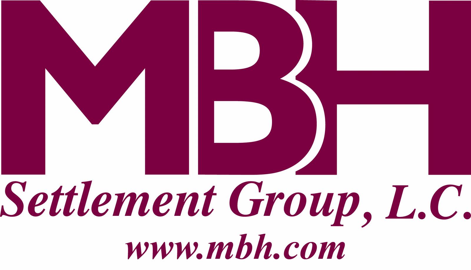 MBH Settlement Group logo