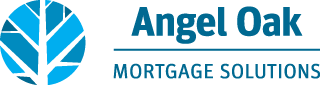 Angel Oak Mortgage Solutions logo